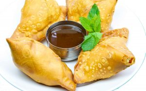 Vegetable Samosa - Glory Of India