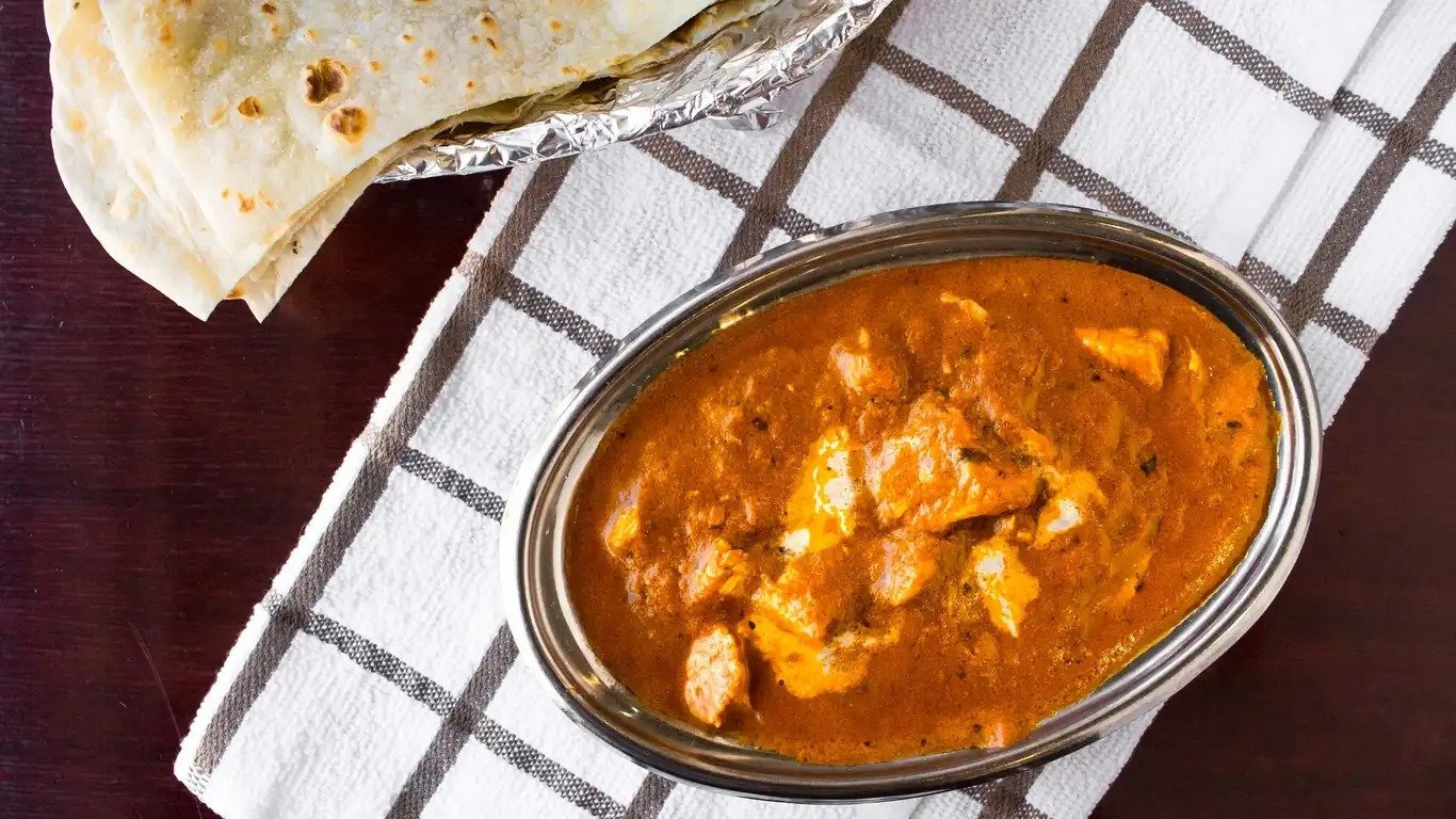 Butter-Chicken - Glory Of India