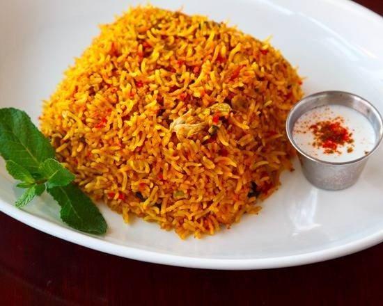 Hyderabadi-Chicken-Biryani - Glory Of India