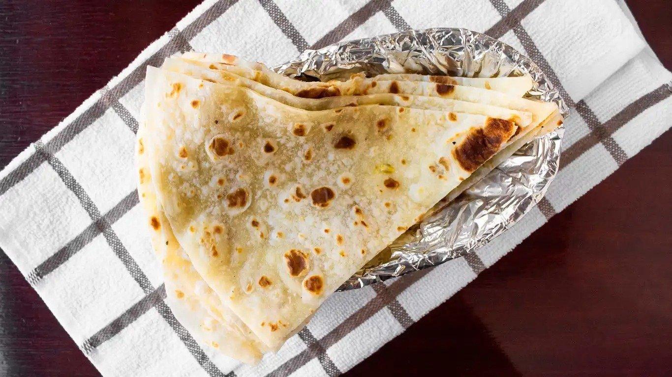 Plain-Roti - Glory Of India
